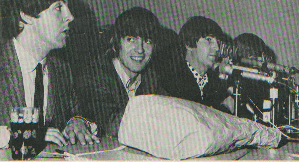 Beatles Press Conference 2