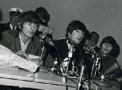 Beatles at KQV