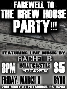 Party at the Brew House!