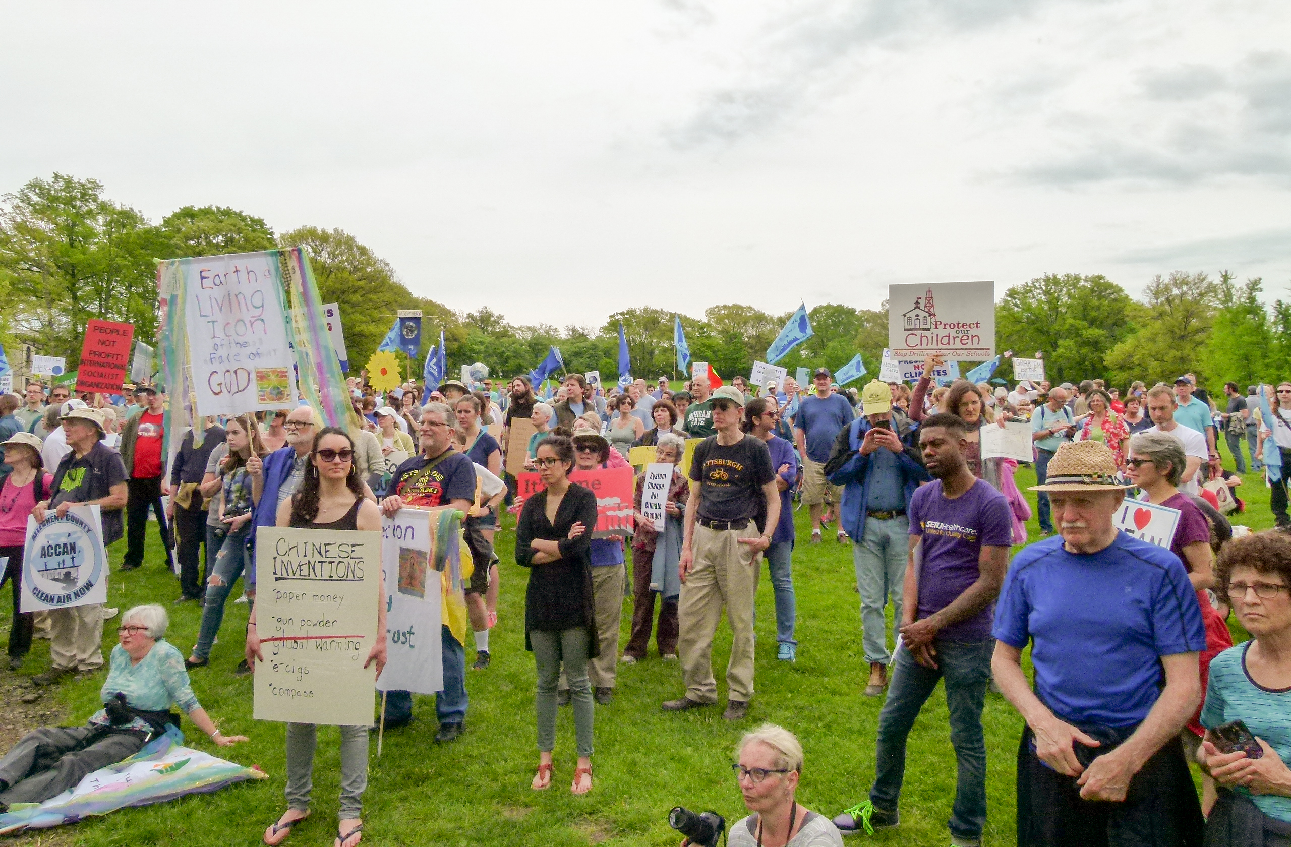 Climate March-17