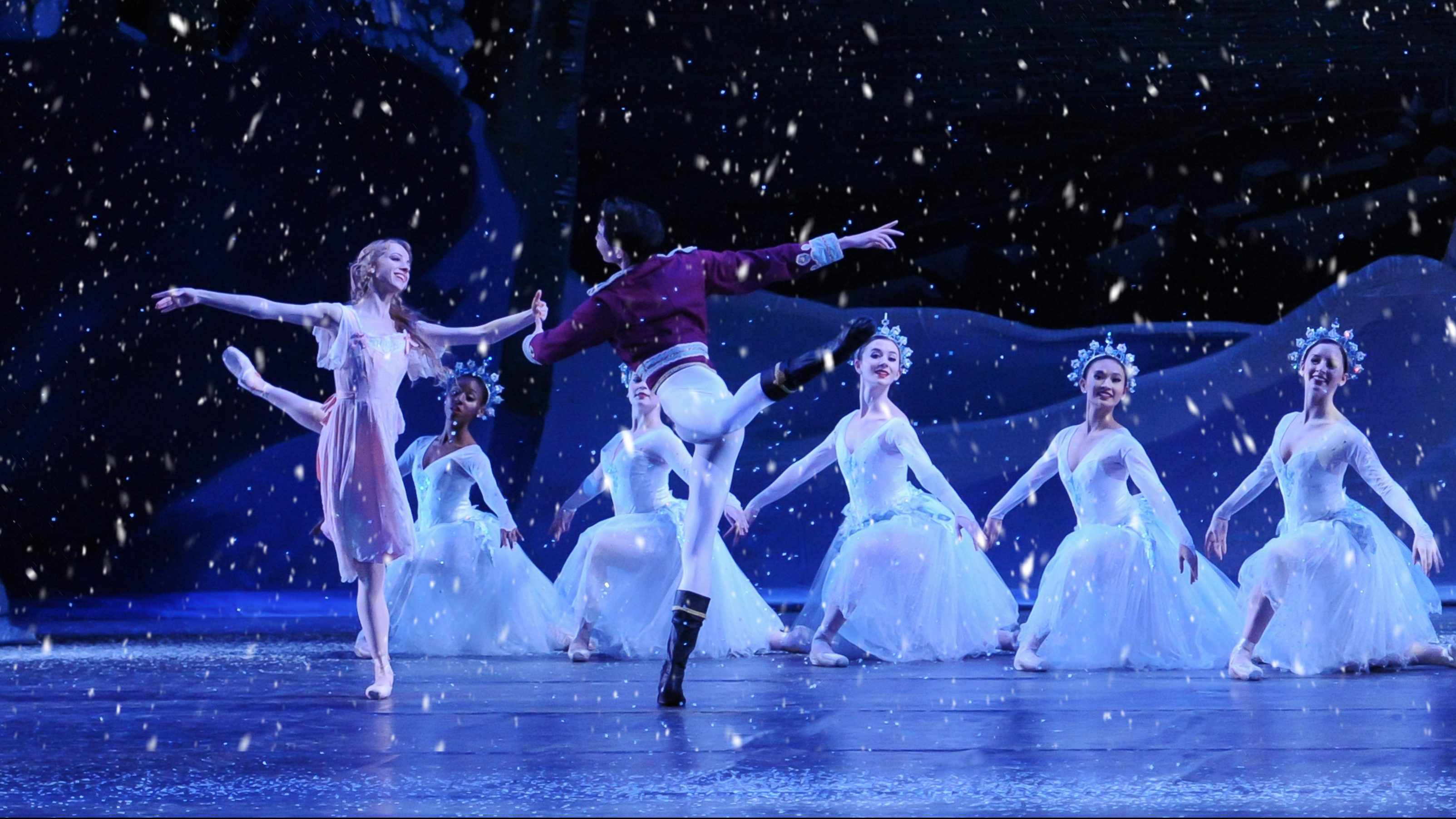 Previous productions of 'The Nutcracker' have sparkled and Pittsburgh Ballet Theatre vows to do it again this year. (photo: Rich Sofranko)
