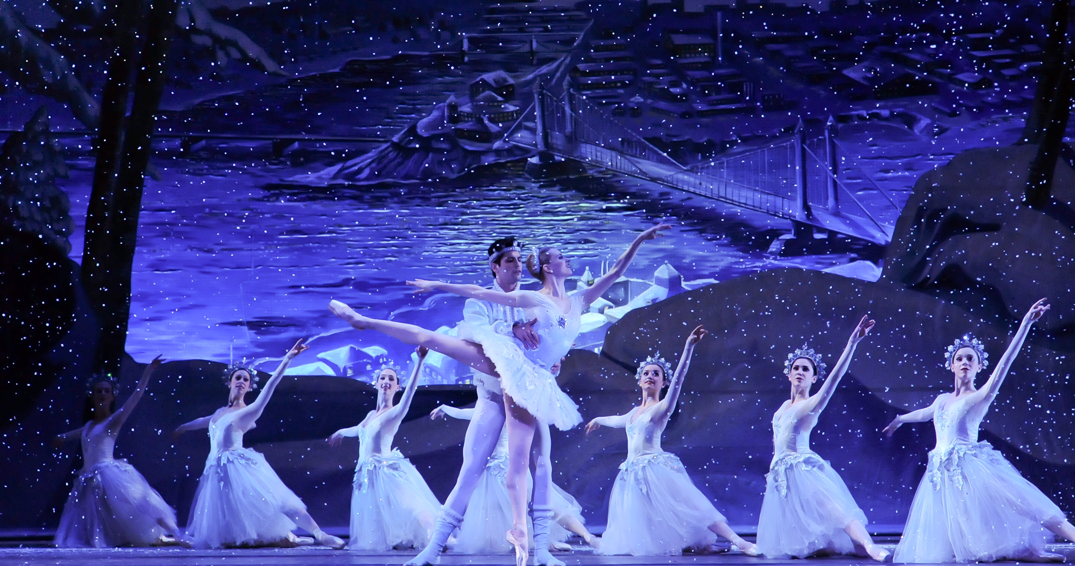 "The night is alive with wonder in PBT's ""The Nutcracker."""