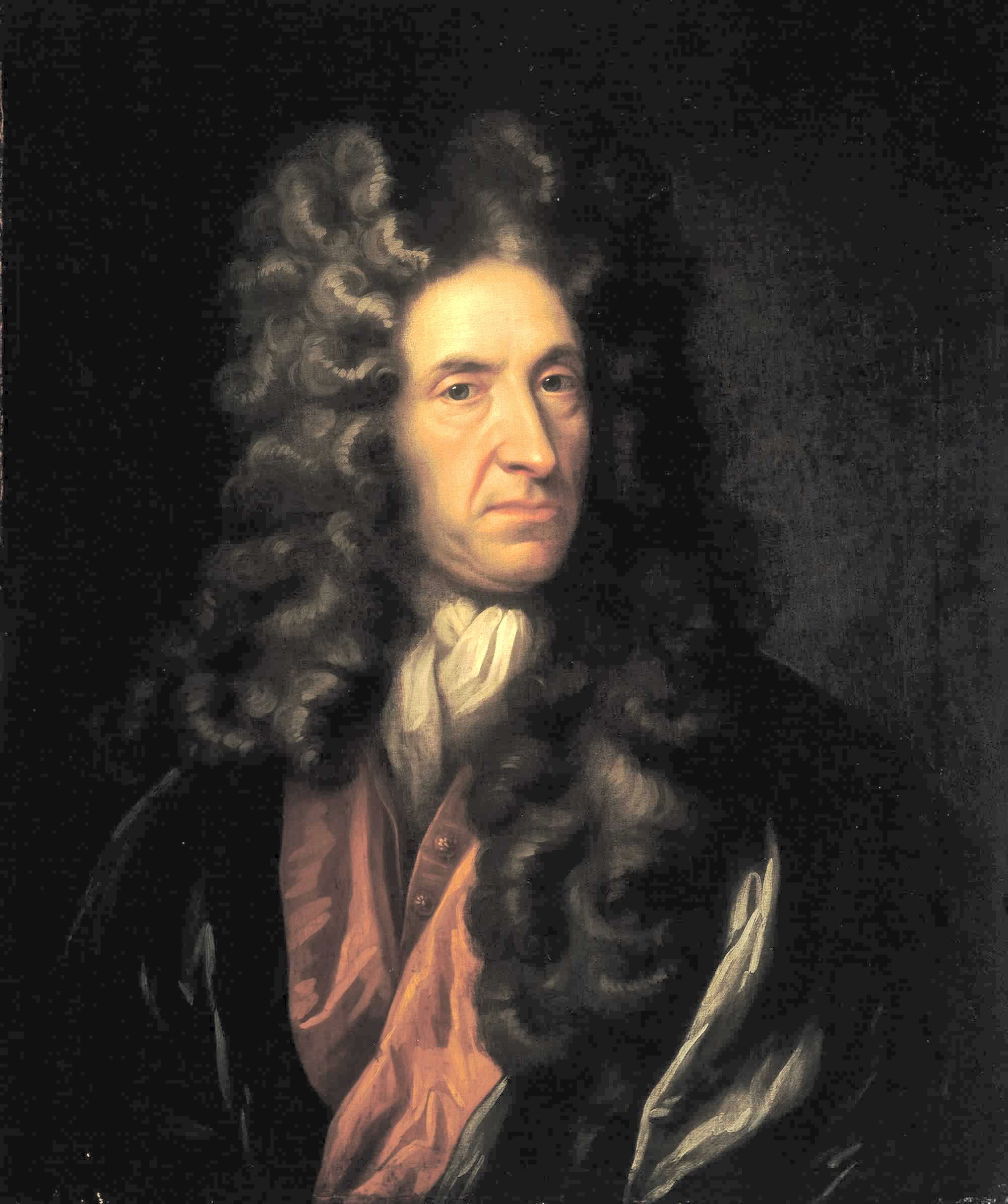 A 1722 book by Daniel Defoe is suddenly hot reading again, and it's one of many available free online. (portrait of Defoe: date and painter unknown, National Maritime Museum, London)