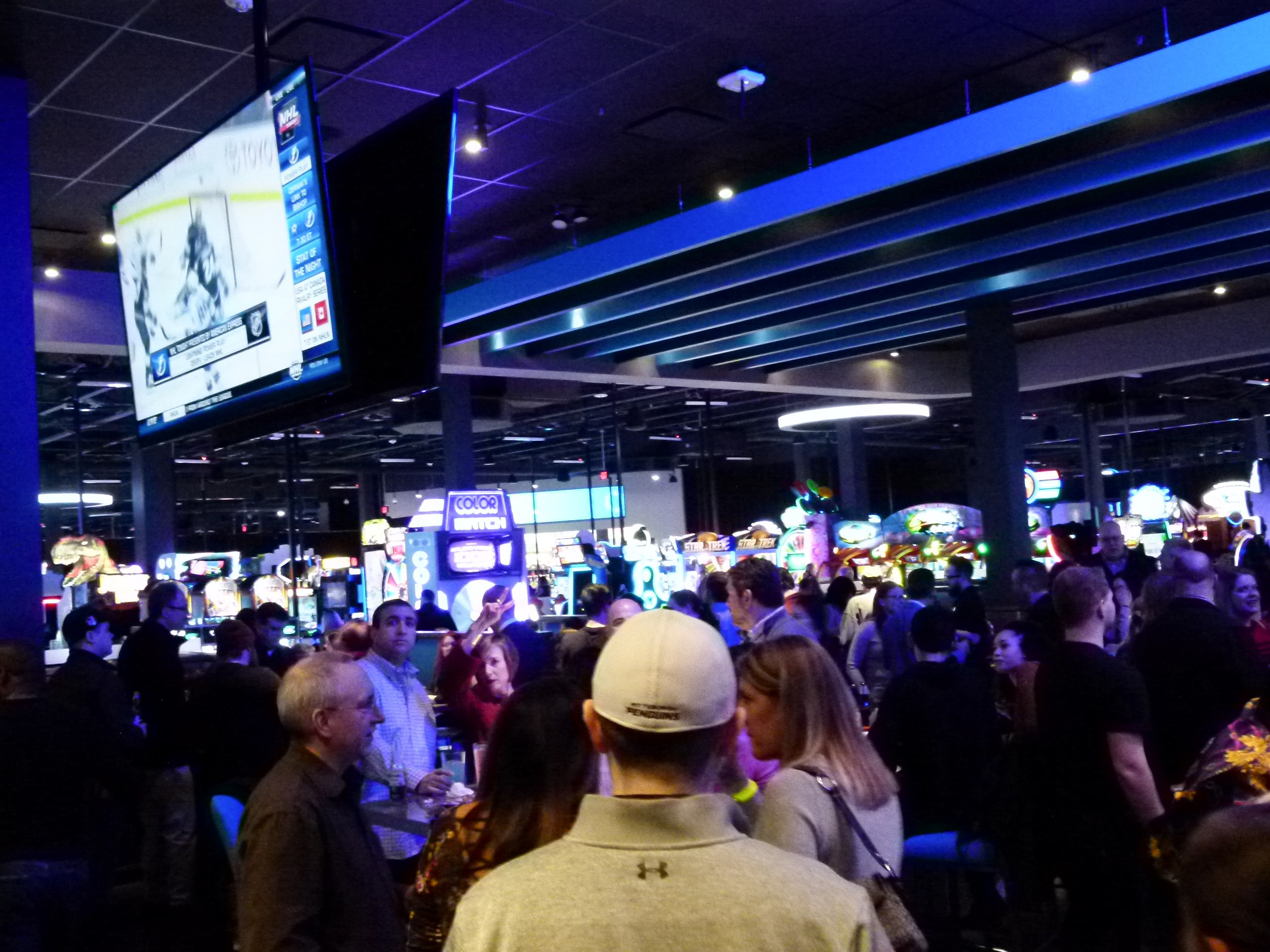 Dave and Busters Northway-003