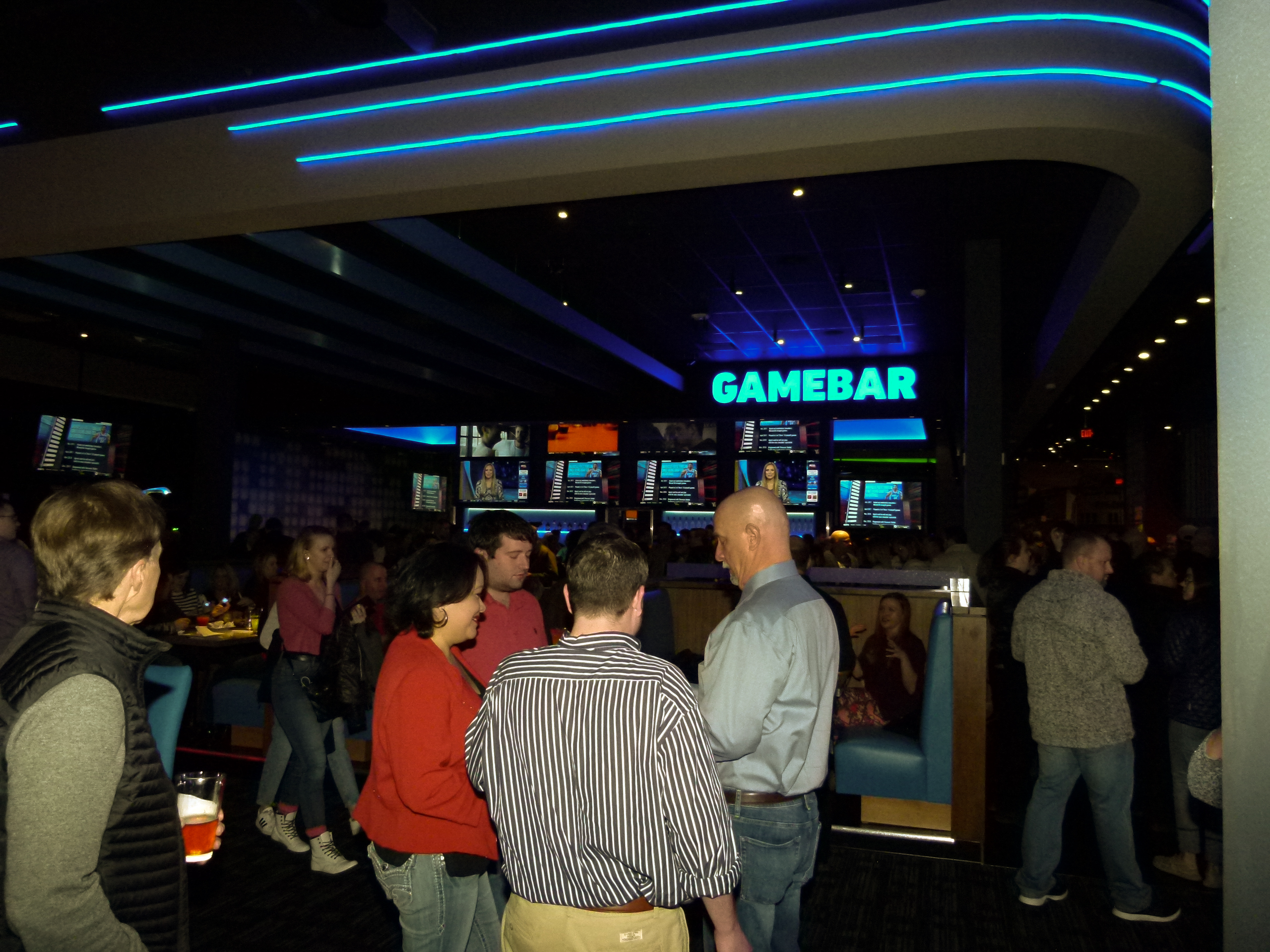 Dave and Busters Northway-005