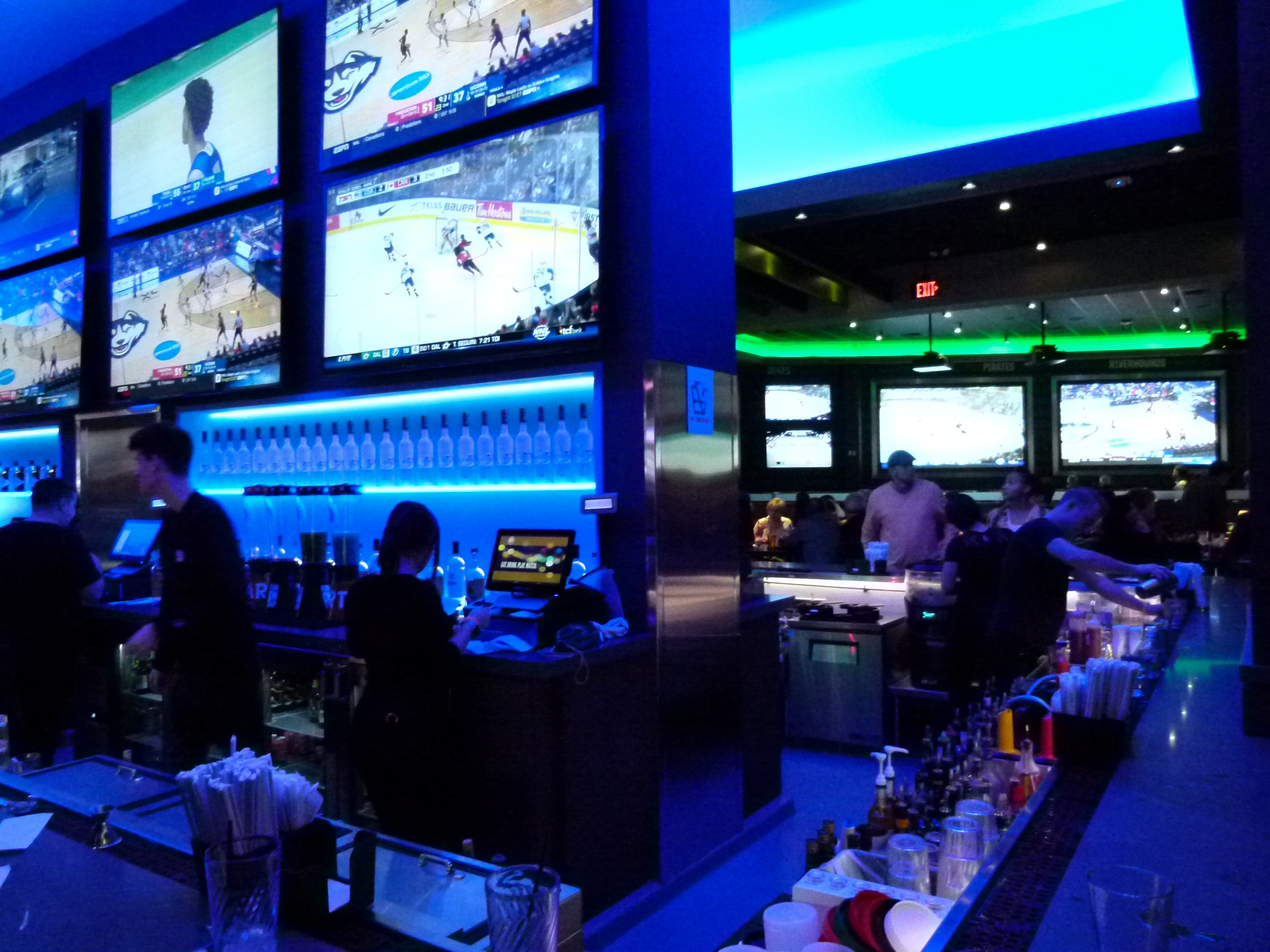 Dave and Busters Northway-006