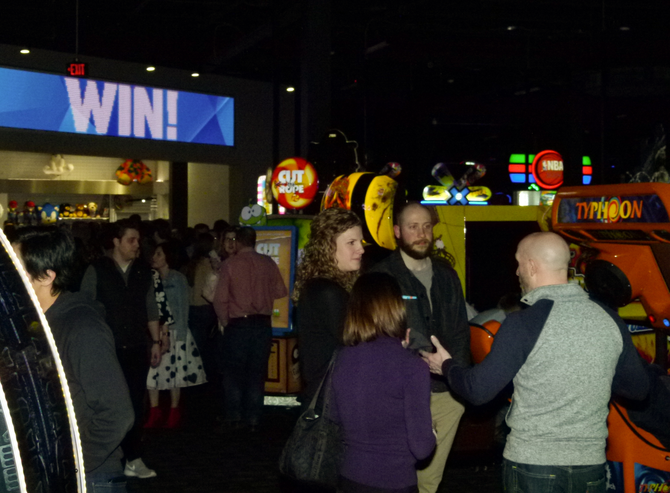 Dave and Busters Northway-009