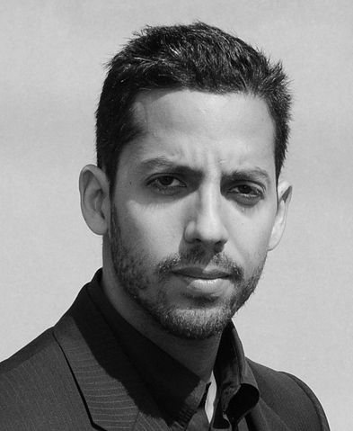 Magician David Blaine. photo: MagicMama and Wikipedia.