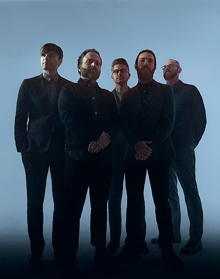 Death Cab for Cutie. (photo: Eliot Lee Hazel and Wikipedia)