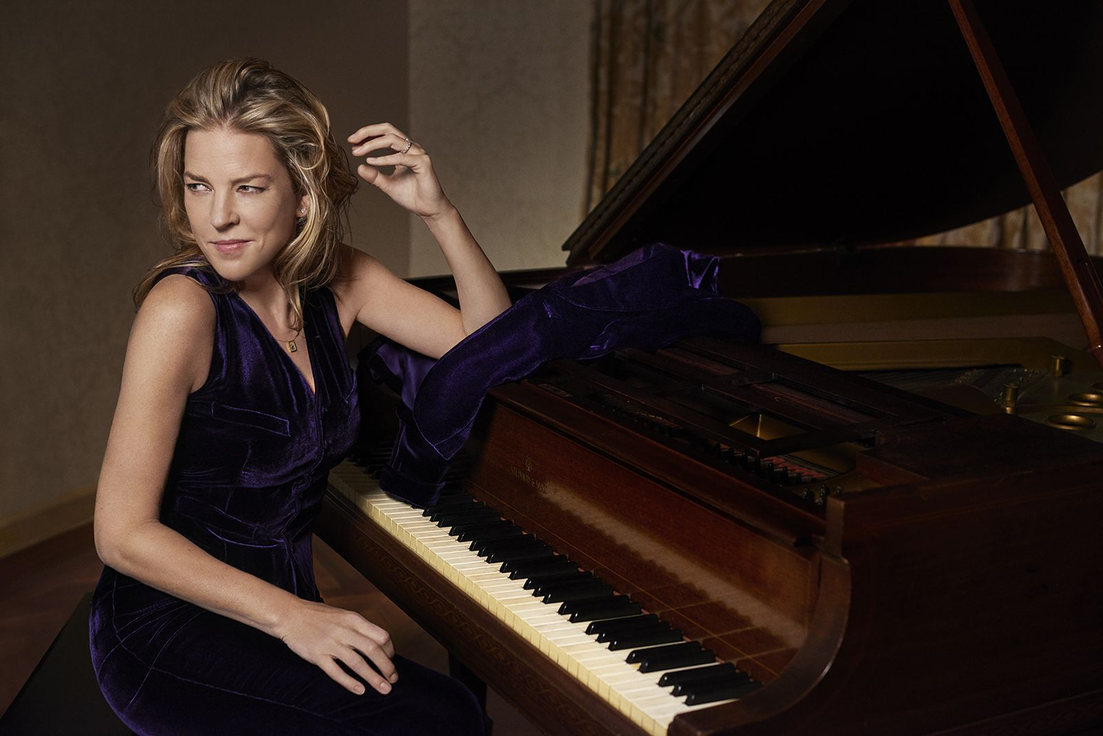 Diana Krall. photo: Mary McCartney.