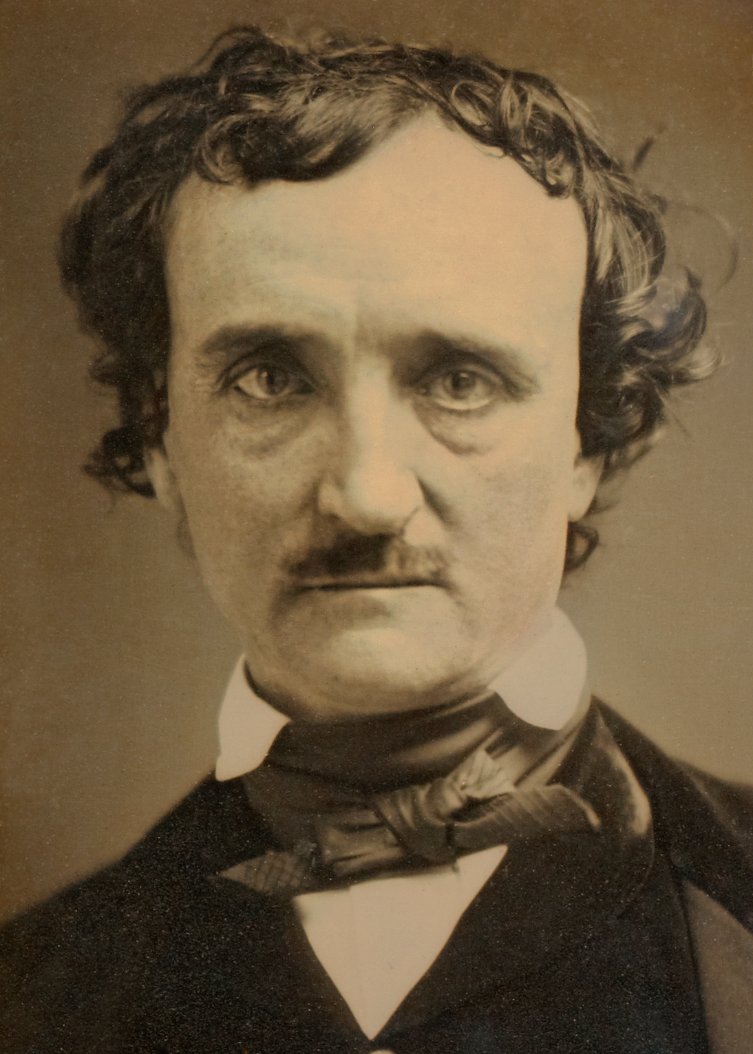 Poe knew where the dark side is—it lives inside us.