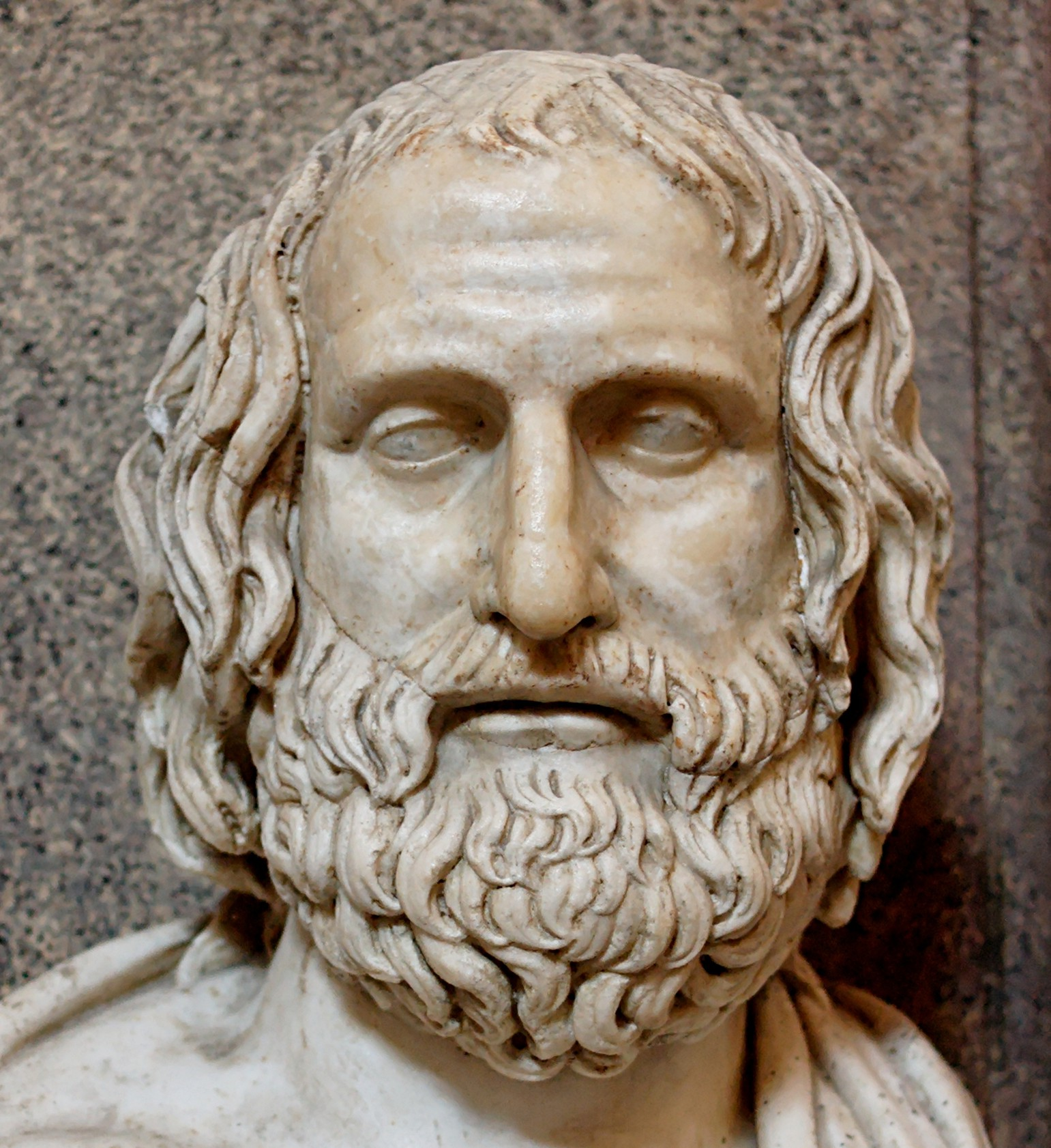 "Euripides, a controversial figure in his time, raised feminist issues with plays like ""Medea"" and ""The Trojan Women."""