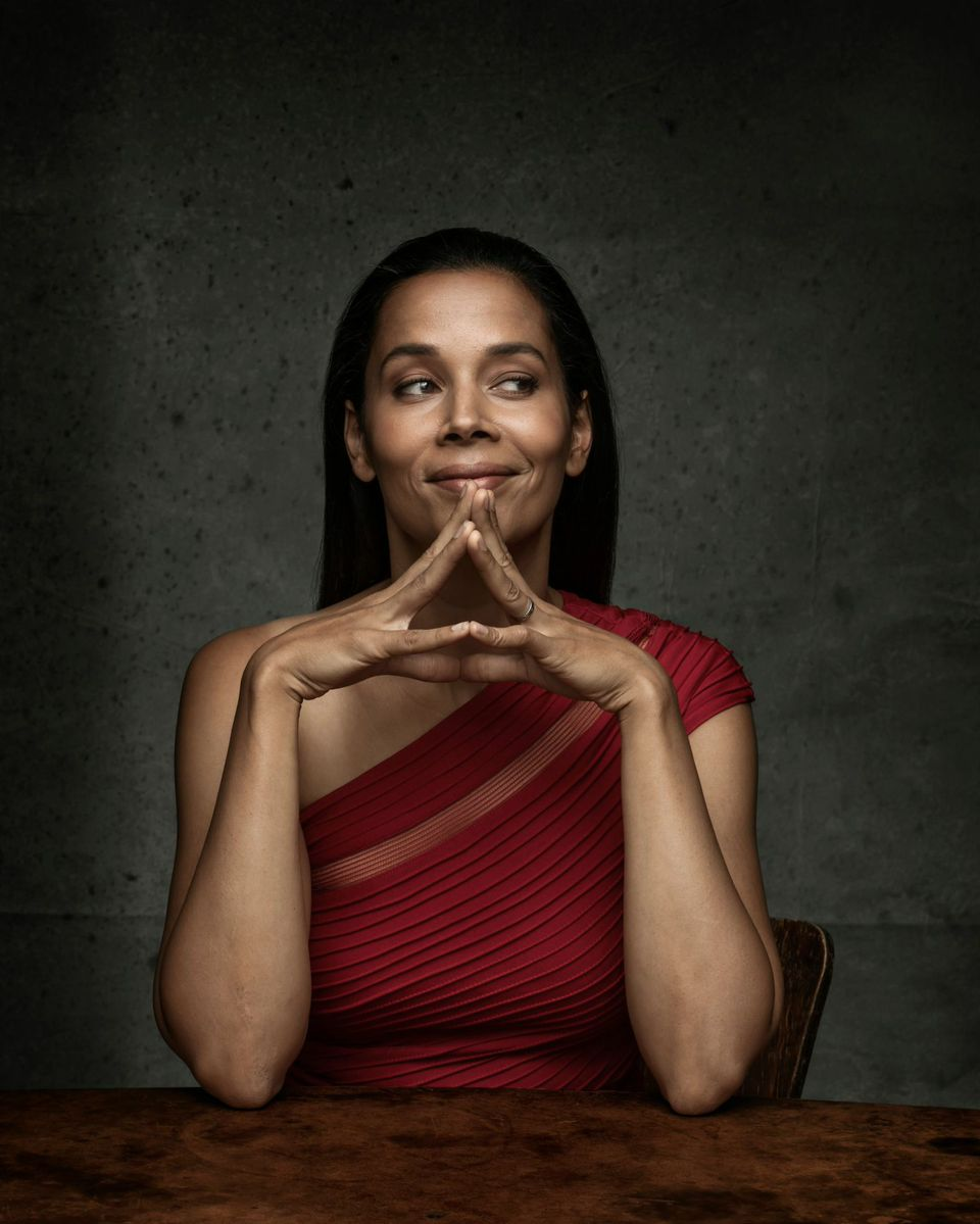 Rhiannon Giddens. photo: Dan Winters.