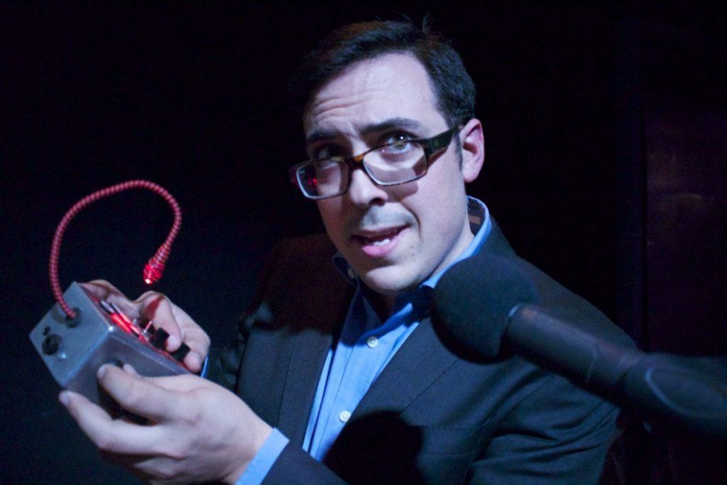 Midnight Radio presents 'Larger Than Life: Frankenstein'