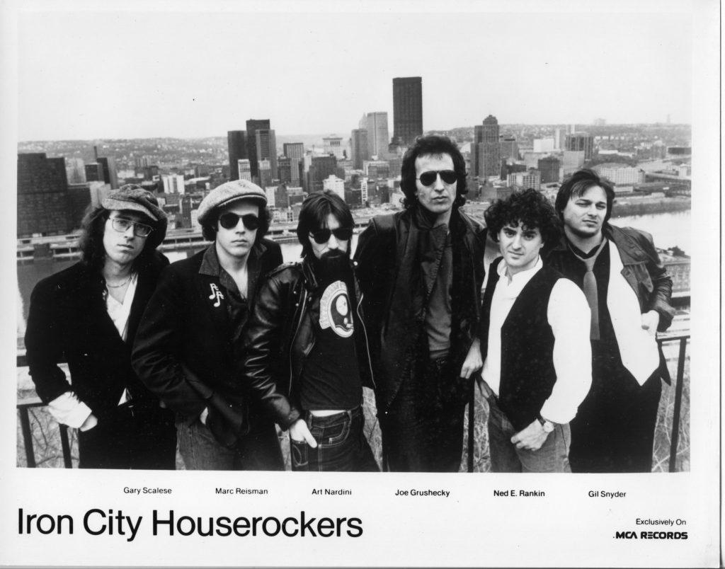 1979 publicity photo taken by the legendary rock photographer Neal Preston.