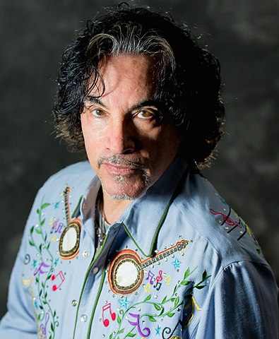 John Oates in 2016. photo: Matt Christine and Wikipedia.