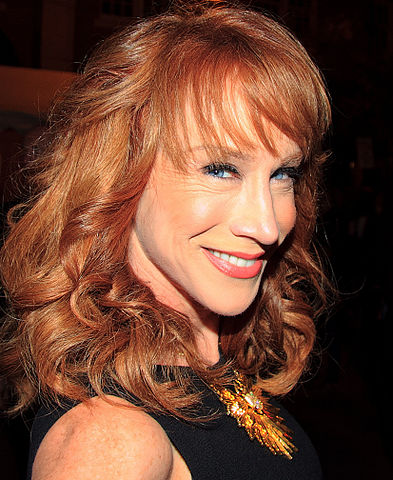 Kathy Griffin at the 2011 Toronto International Film Festival. photo: gdcgraphics and Wikipedia