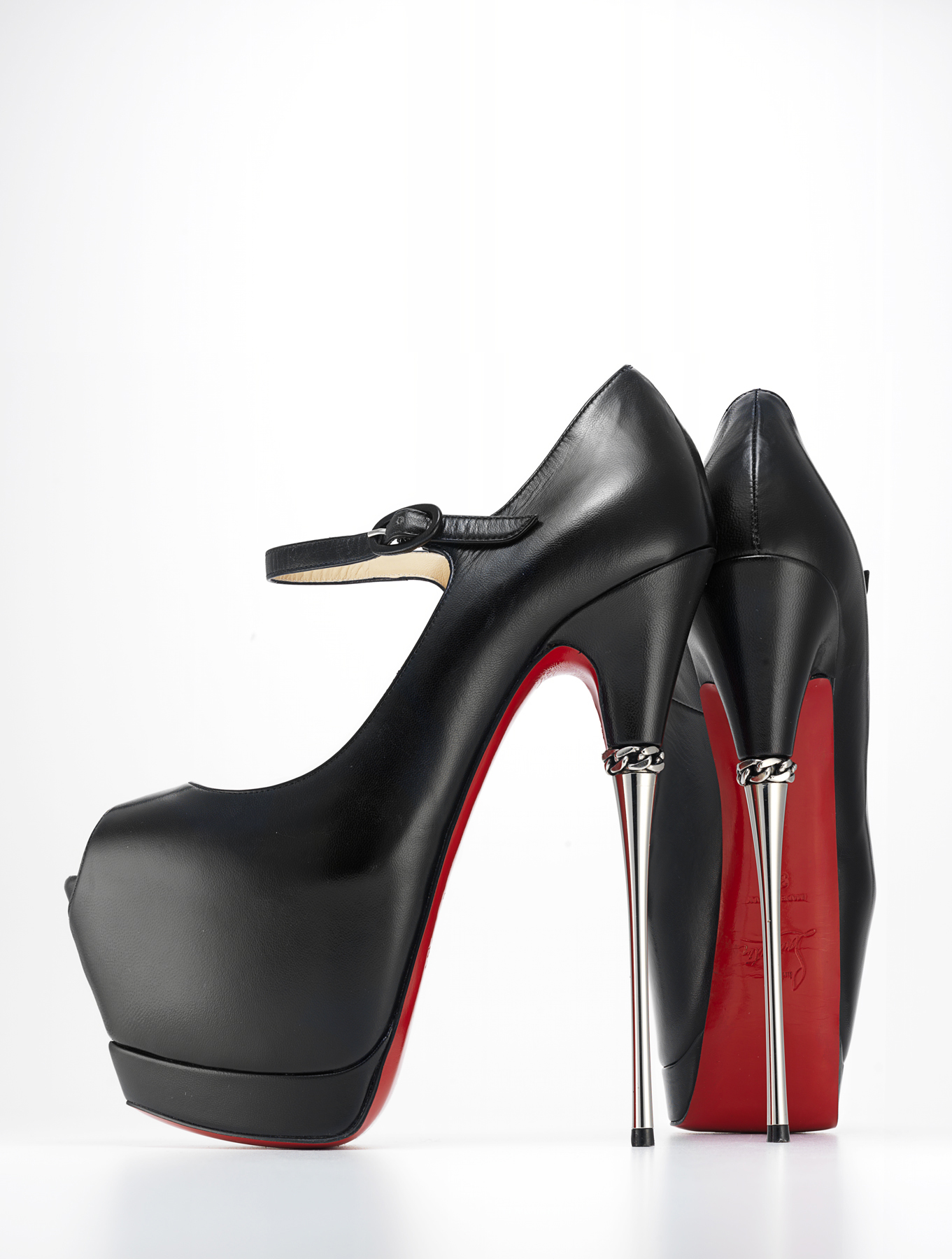 "Christian Louboutin. ""Printz,"" Spring/Summer 2013. Courtesy of Christian Louboutin. Photo: Jay Zukerkorn."