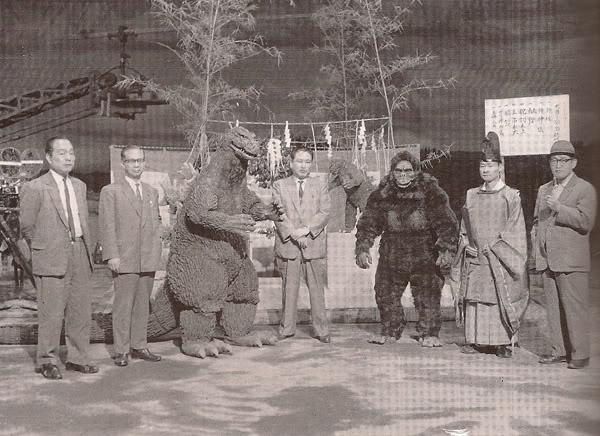 "Vintage cheese: In 1962's ""King Kong vs. Godzilla,"" suit actors Haruo Nakajima (as Godzilla) and Shoichi Hirose (King Kong) laid it on thick, but the new Godzilla flick is just rancid."