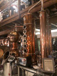 Meet Ester: a pot-column still named after a fermentation byproduct.