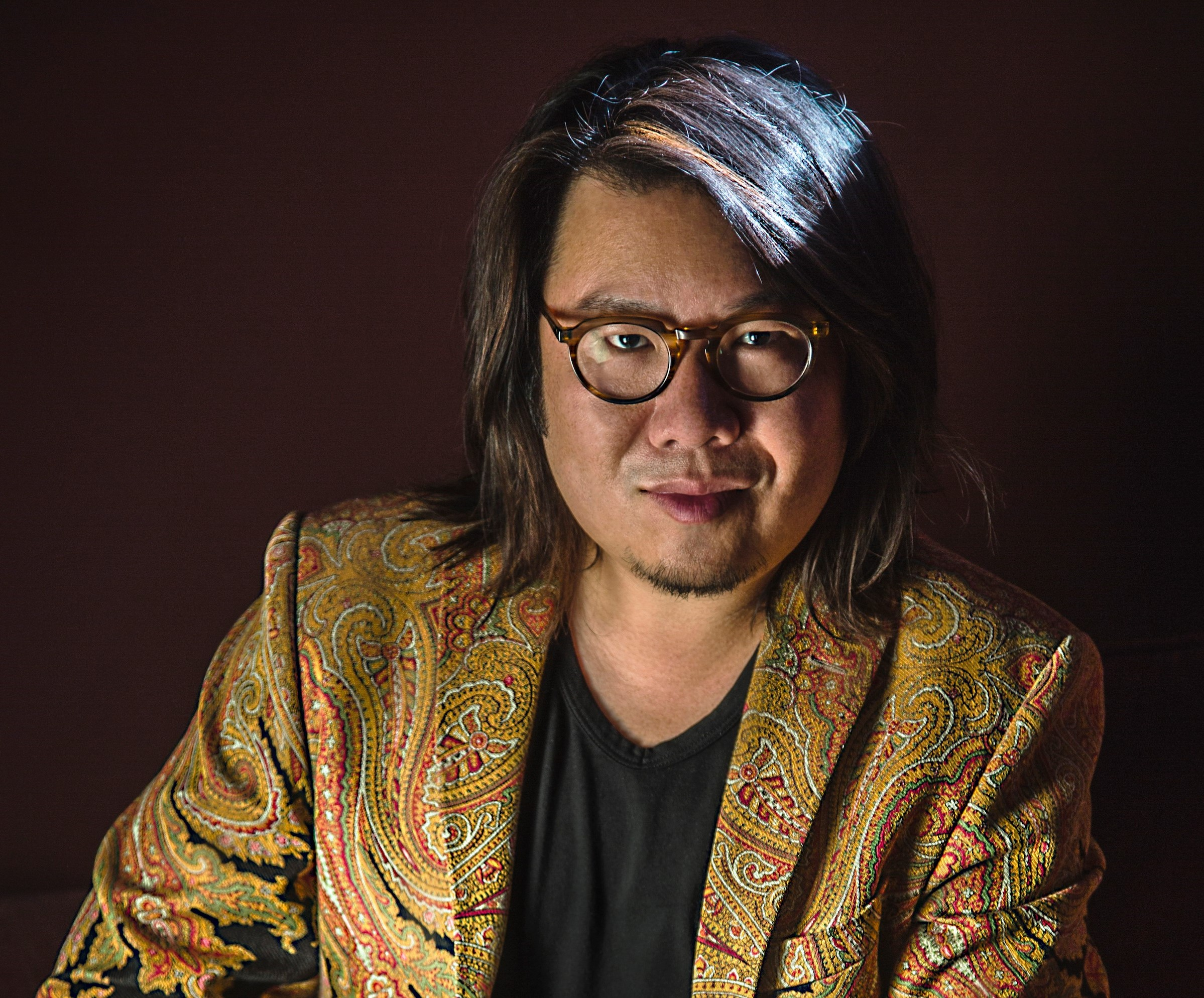 Kevin Kwan, author of 'Crazy Rich Asians.'