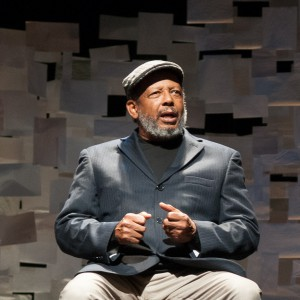 Channeling August Wilson is Eugene Lee in The Public's 'How I Learned.'