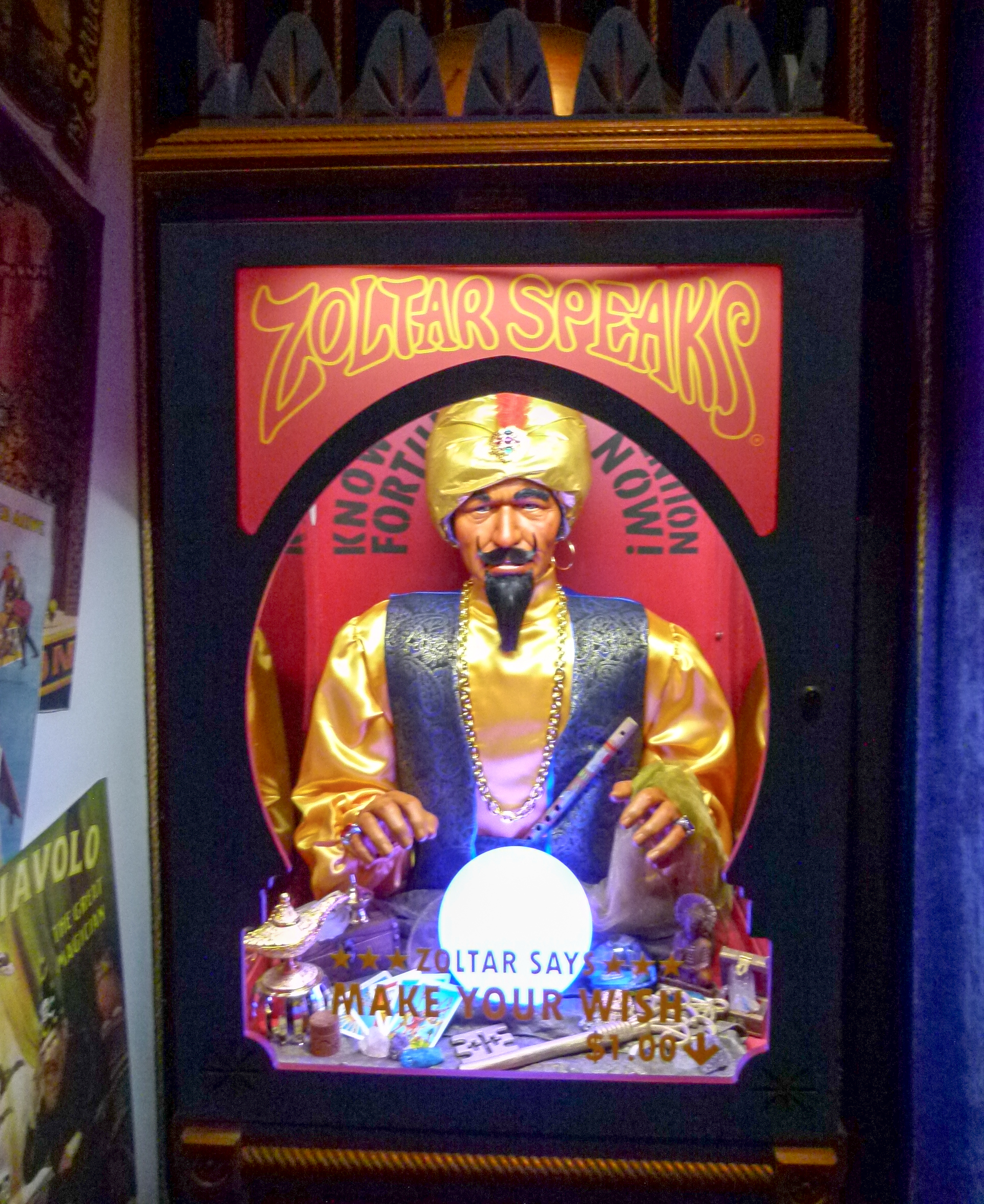 Zoltar knows all!