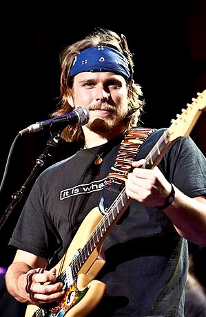Lukas Nelson. Photo: Larry Philpot and Wikipedia.