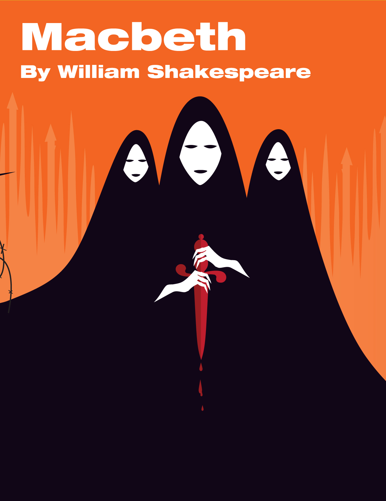 the symbolism of blood in shakespeares play macbeth Imagery of blood in william shakespeare's play macbeth in the play macbeth , william shakespeare uses blood as a symbol throughout the whole story to show the different emotions and themes within the context of the play.