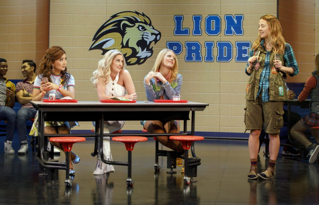 Not everyone can sit at the cool kids table in the cafeteria, but everyone is welcome to see Tina Fey's 'Mean Girls.'