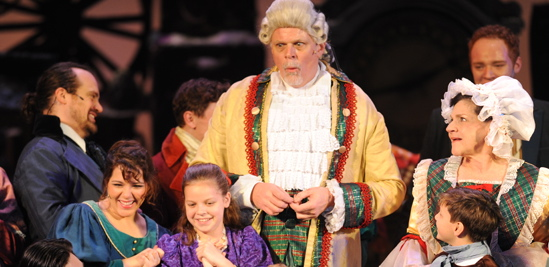 Musical Christmas Carol FEATURED IMAGE