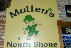 You'll find good Irish hospitality at Mullen's.