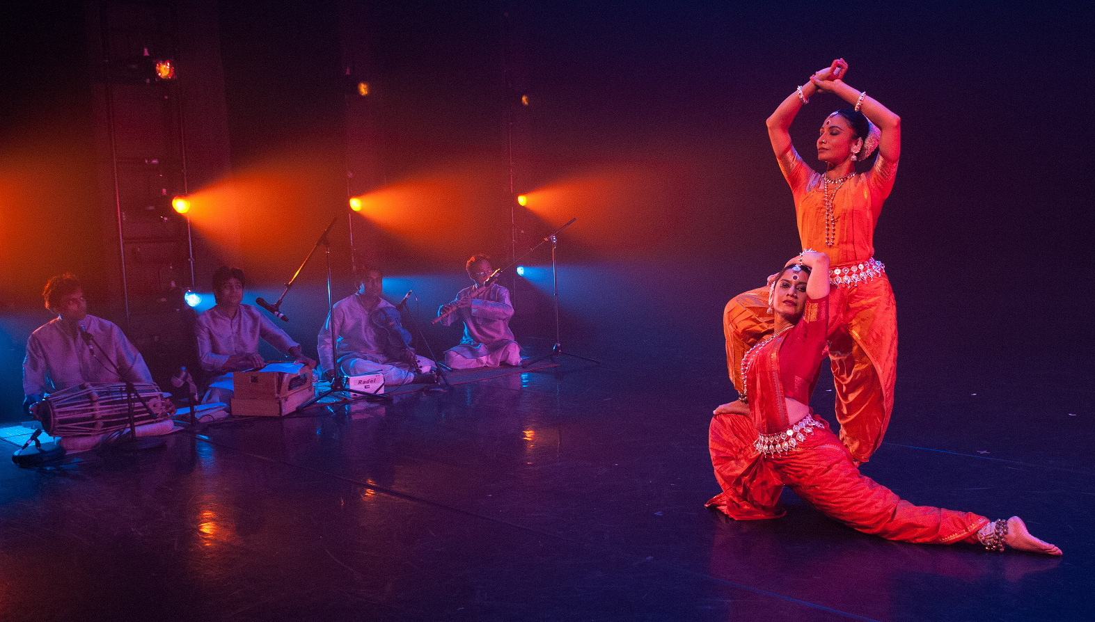 Even in dance, good things come in pairs. A duo from the famed Nrityagram center brings Indian classical dance to Pittsburgh, then later in the month come two contemporary shows: an evening of short modern ballets by Pittsburgh Ballet and a visit by Philly's modern dance troupe PHILADANCO.