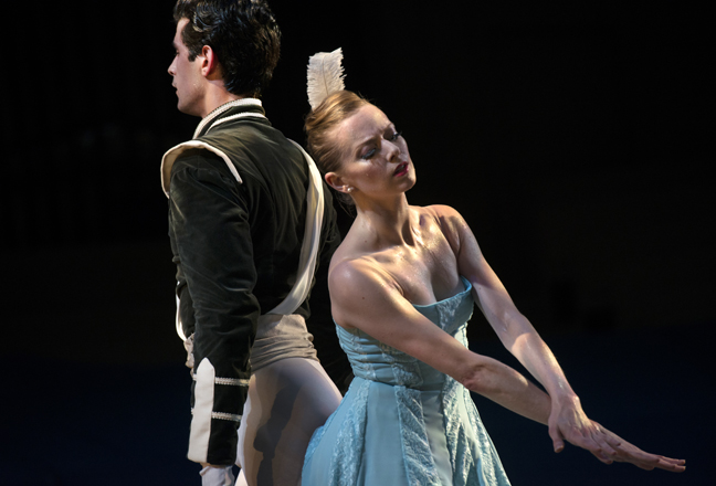 Pittsburgh Ballet Theatre performs at Chautauqua Institution