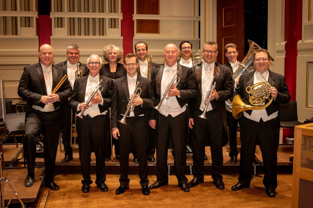 Pittsburgh Symphony Orchestra performances at the Dollar Bank Three Rivers Art Festival are a long standing tradition. This year Pittsburgh Symphony Brass will be performing. (photo: Ed Dearmitt).