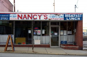 Nancy's has been on South Avenue in Wilkinsburg for more than 30 years.