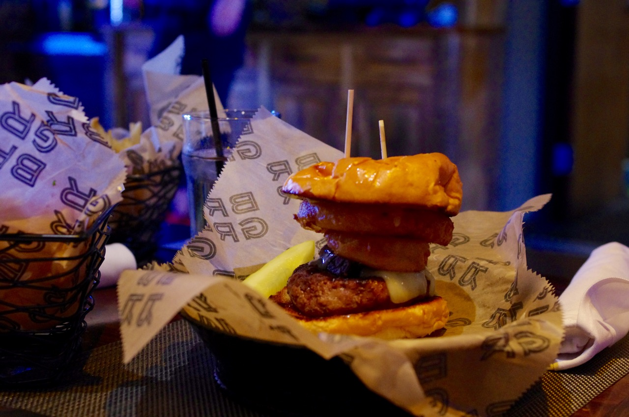 East Liberty's BRGR Restaurant Serves Up Tasty Burgers