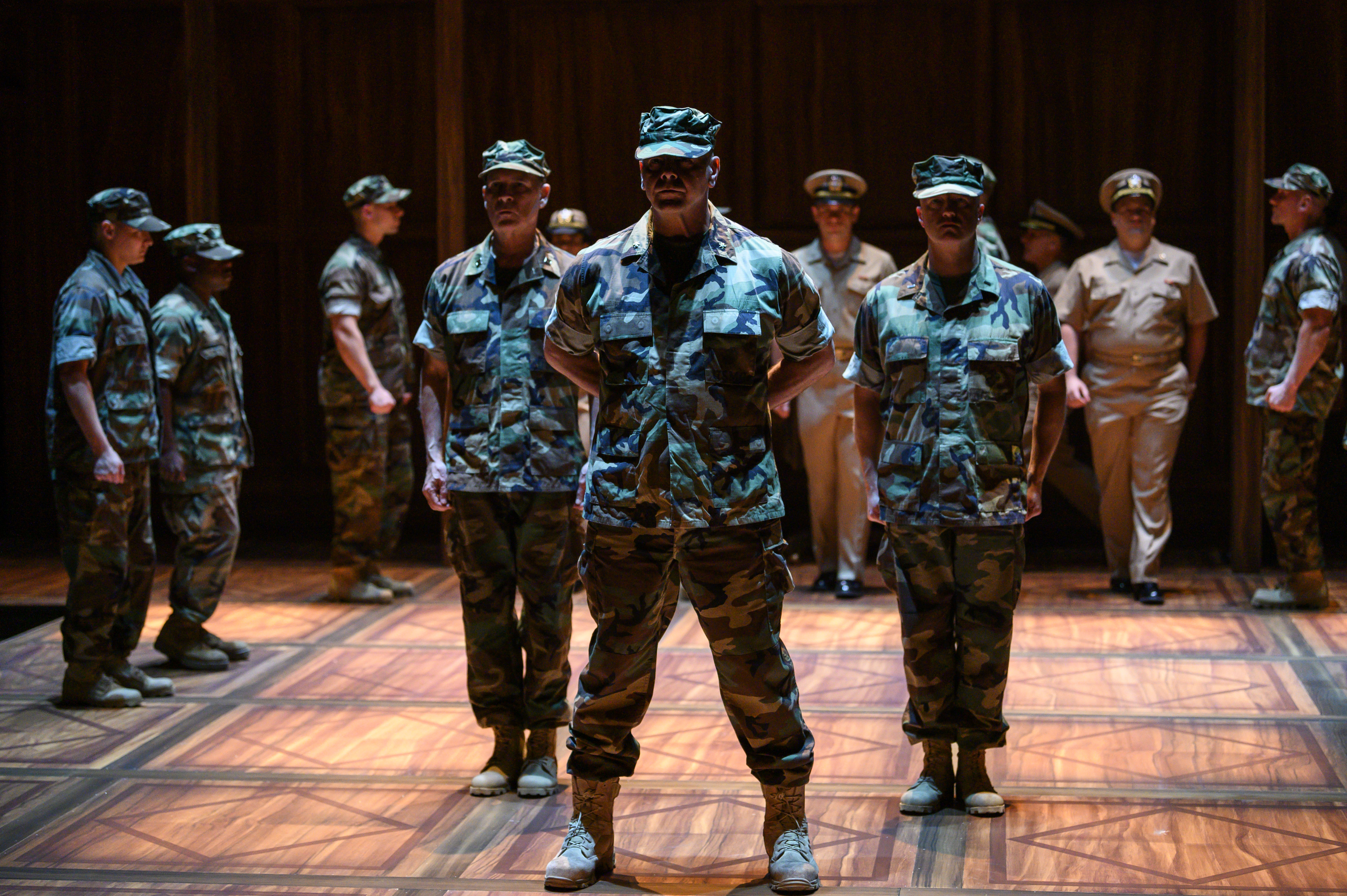'A Few Good Men' is onstage now at Pittsburgh Public Theater.