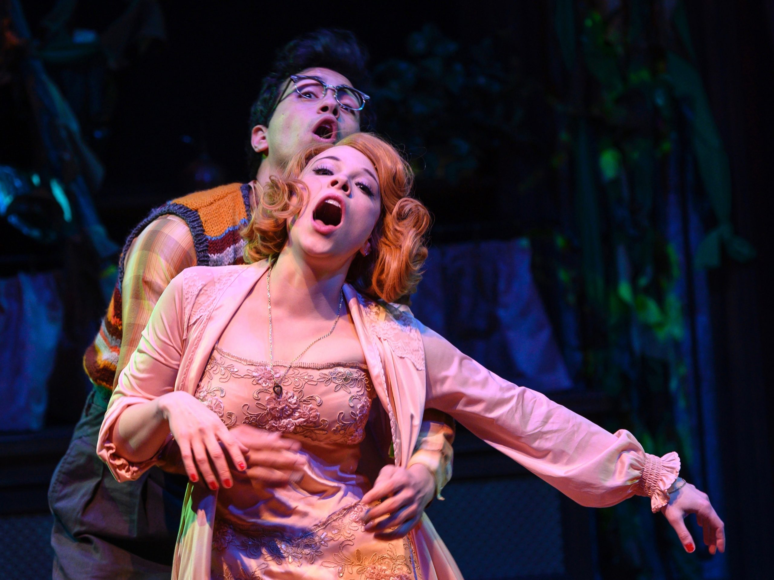 Dystopia, American Greatness, and Rock 'n Roll: 'Little Shop of Horrors' at The Public