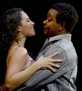 Lulu (Christina Nieves) and Junior (Bryant Bentley) are made for each other. But is that good?