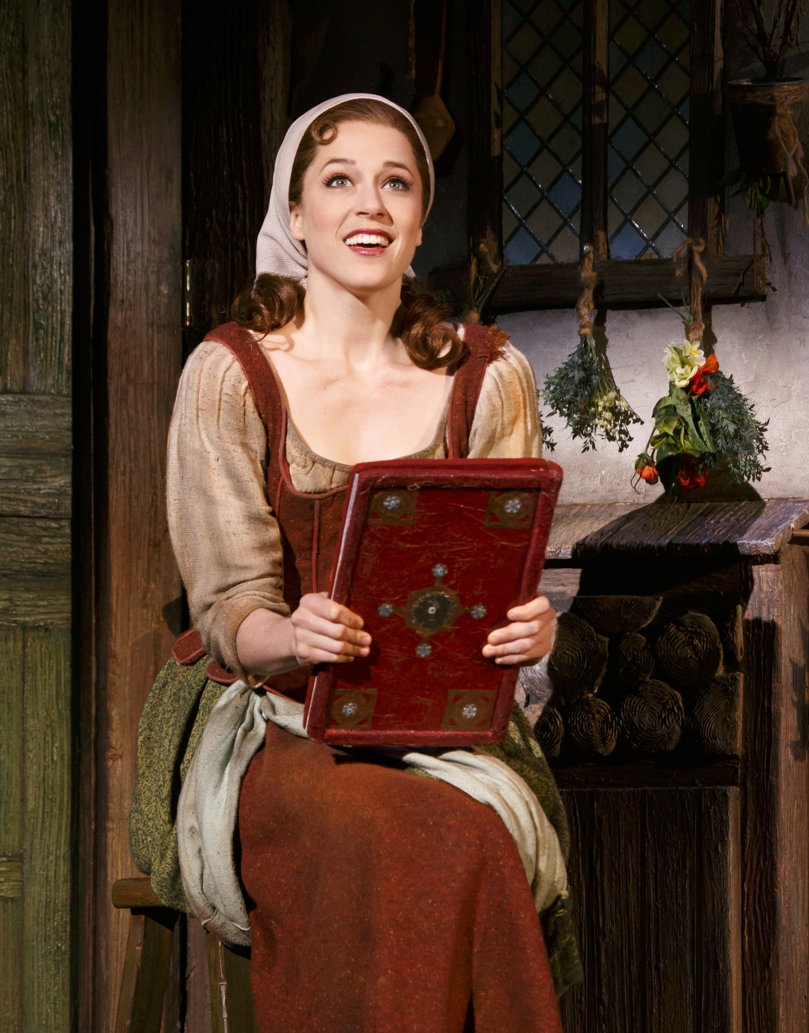 The Cinderella story: too good to be true? Paige Faure reprises her Broadway title role at CLO.