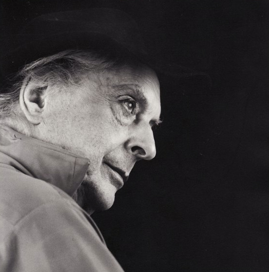 From his younger days to his death at age 91, Quentin Crisp had a long run as a living legend. (photo: Ross B. Lewis, 1992, via Creative Commons SA 4.0 International)
