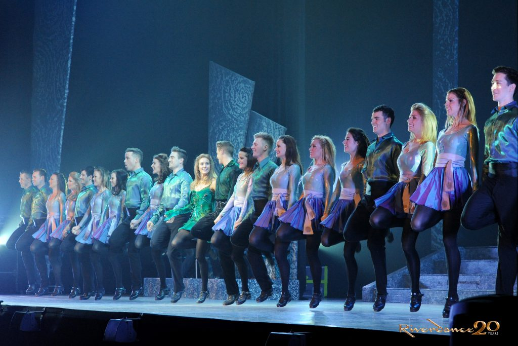 Oh yeah: it's Riverdance.