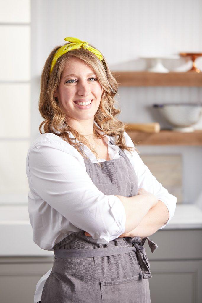 Selina Progar, pastry chef of Gluten Free Goat Bakery.