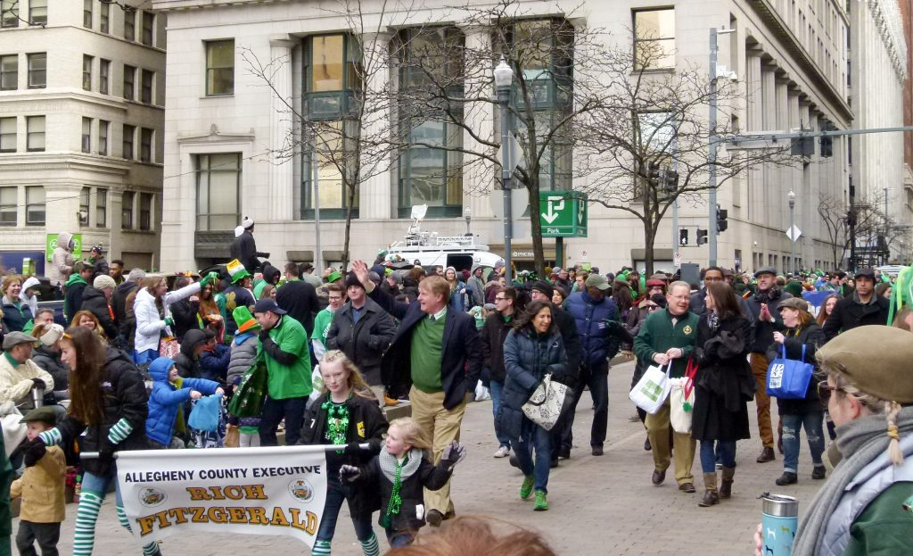 St. Patrick's Day Parade 2019-001