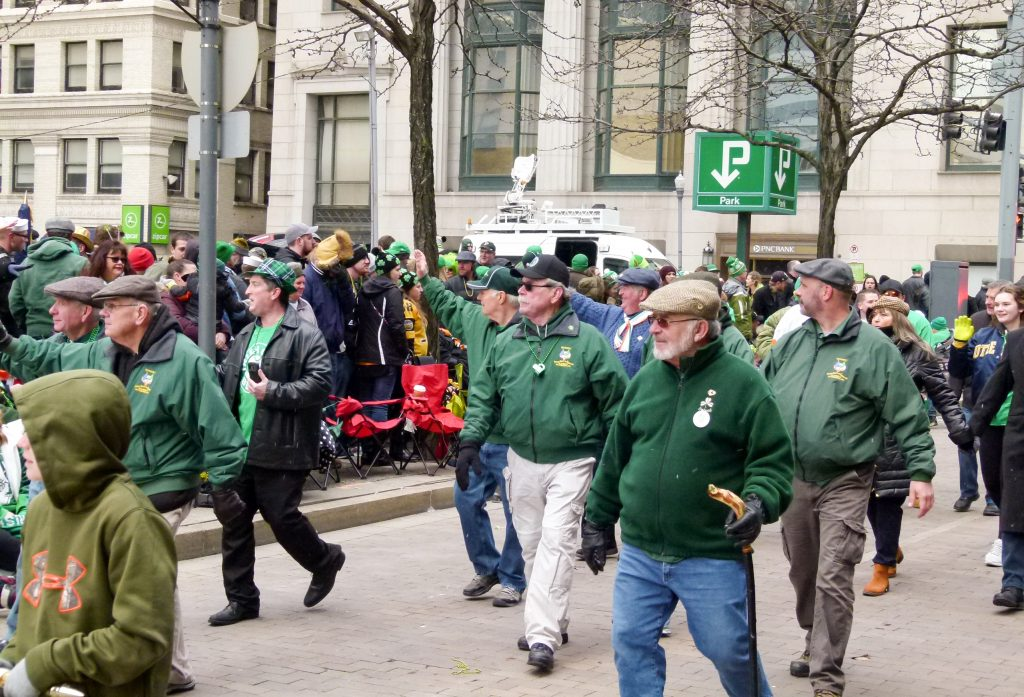 St. Patrik's Day Parade 2019-035