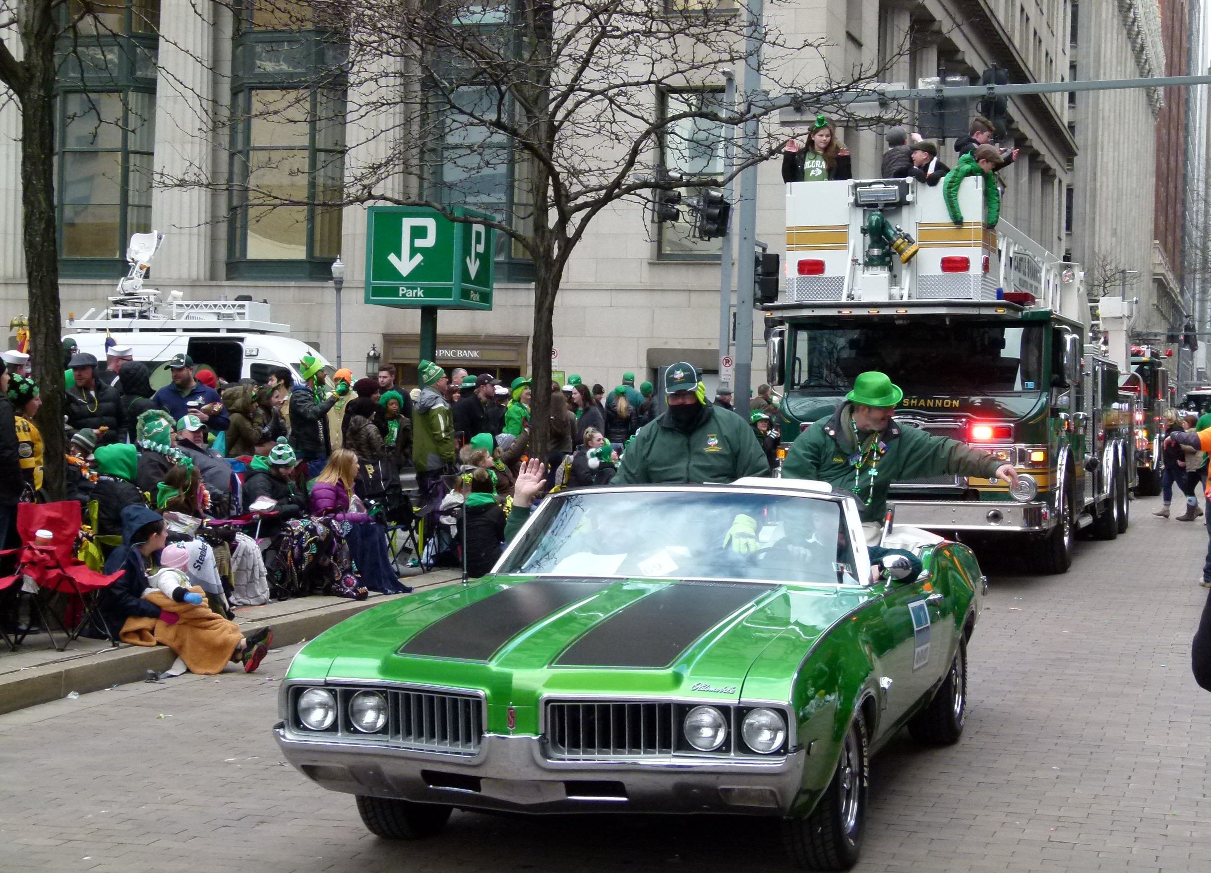 St. Patrik's Day Parade 2019-036