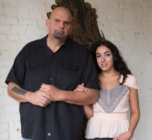 'Meet the Fetterman's' is a talk on civic engagement from Braddock Mayor John Fetterman and wife Gisele Fetterman.