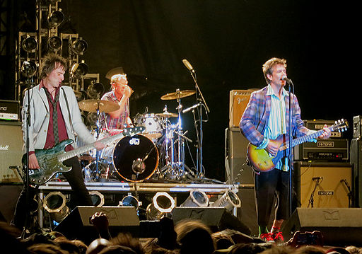 The Replacements reunite at Riot Fest Toronto on Sunday, August 25th, 2013. photo: bradalmanac