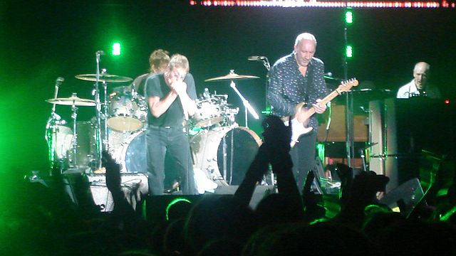 The Who performing at the Ahoy Rotterdam in 2007. (Photo: Joep Vullings and Wikipedia)